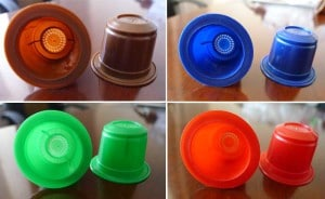Biodegradable Nespresso Capsules