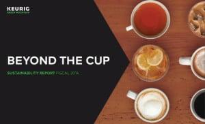 Keurig Green Mountain Sustainability Report