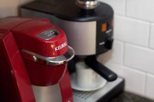 Keurig's DRM-protected coffeemakers