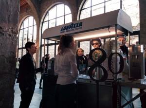 Lavazza se erige como café oficial de la moda en España