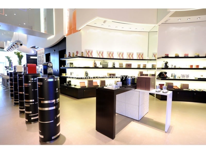 Nespresso Coffee Boutique to Open at Tysons.
