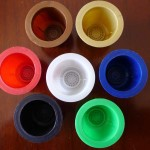 PLA Made Biodegradable Coffee Capsules