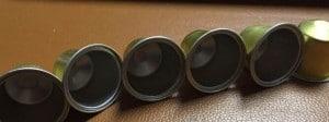 Aluminium Made Empty Nespresso Coffee Capsules (3)