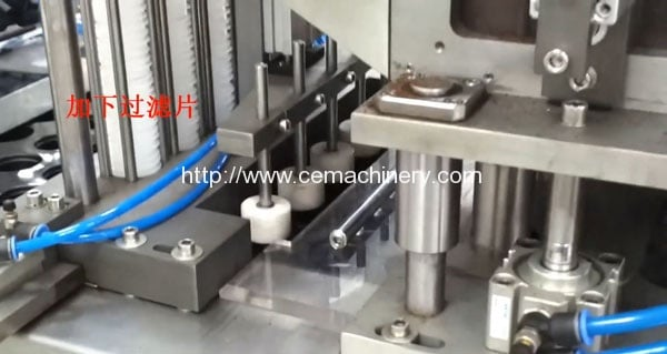 Full Automatic Caffitaly Capsules Packing Machine With