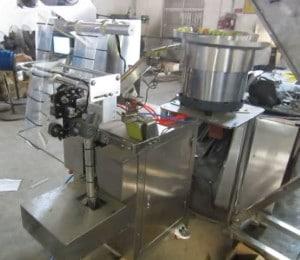 Coffee Capsules Plastic Bag Packing Machine for Keeping Coffee Powder Fresh