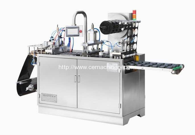 Empty-Coffee-Capsules-Forming-Machine