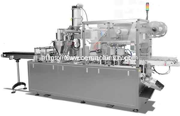 Lavazza espresso point coffee capsules filling sealing machine nespresso capsules filling - Point collecte capsule nespresso ...