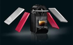 Nespresso new coffee machine