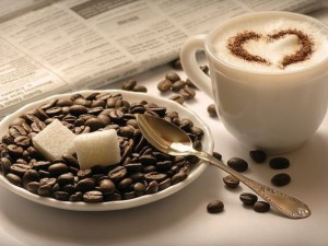 the most caffeine