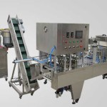 Linear Type Coffee Capsule Production Line