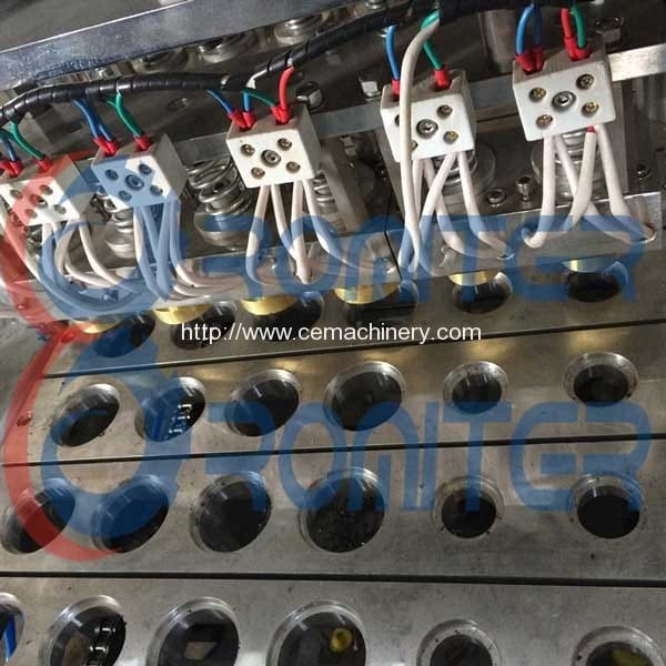 Mixed-Type-Nespresso-&-Kcups-Filling-Sealing-Machine-Sealing-Header-Parts