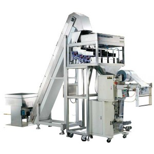 Coffee Bean Bag Forming Packing Machine