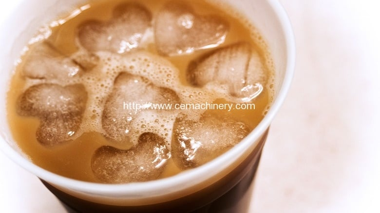 Iced Coffee With A Keurig Machine