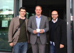 McCabe launches UK coffee business