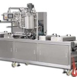 Thermoforming Cup Filling Sealing Machine