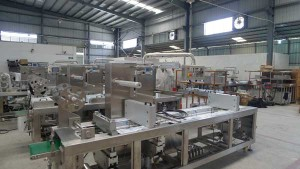 Thermoforming-Cup-Filling-Sealing-Machine