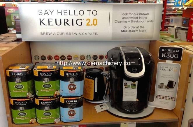 K-Cup inventor expresses regret