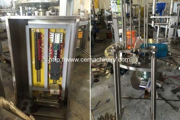 Thailand-Customer-Nespresso-Capsules-Filling-Sealing-Machine-Spare-Parts