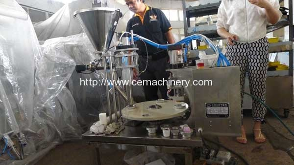 Romiter Provide Free Training for Customer Who Purchase Our Coffee Capsule Machine