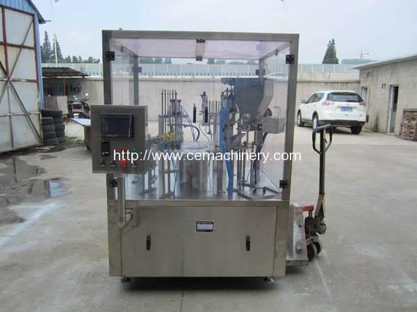 America-Customer-Kcups-Filling-Sealing-Machine-with-Nitrogen-Generator-Device