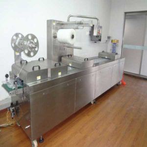Potato Chips Thermoforming Cup Filling Sealing Machine