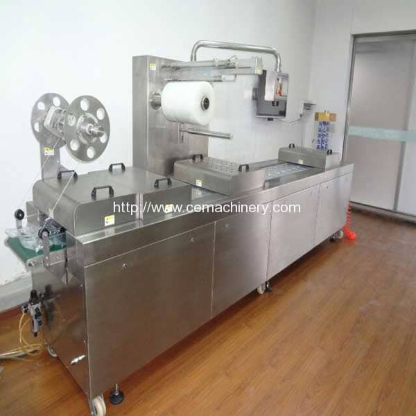 Blister-Thermoforming-Filling-Sealing-Machine