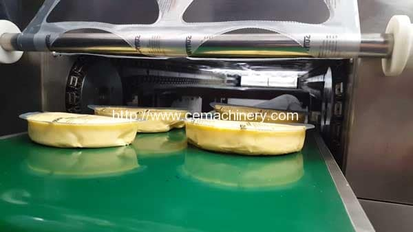 Butter-Package-of-Butter-Thermoforming-Cup-Filling-Sealing-Machine
