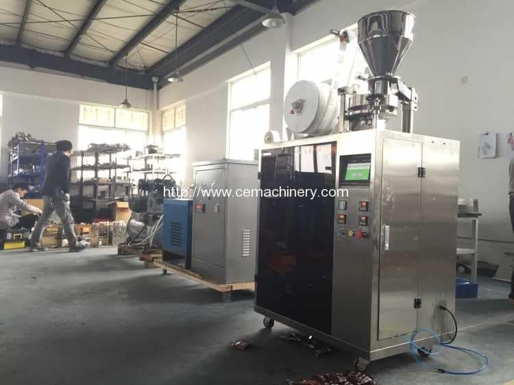 Full Automatic Drip Coffee Bag Packing Machine with Outer Envelope