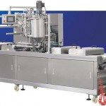 Thermoforming Packing Machine for Sticky Material