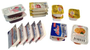 Blister Packing Machine for Juice, Butter, Jame, Cheese Blister Pack