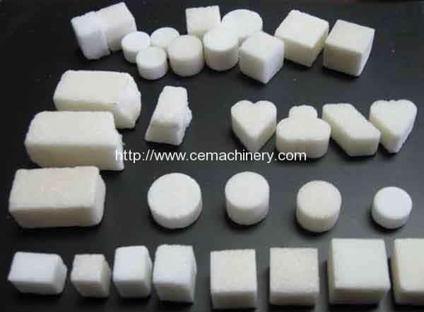 Cube-Sugar-Machine