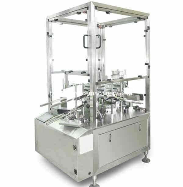 Automatic-Coffee-Capsules-Carton-Packing-Machine