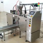 Coffee Capsules Counting Bag Packing Machine