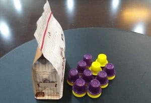 Coffee-Capsules-Counting-Bag-Packing-Machine-Product