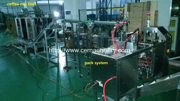Full-Automatic-Coffee-Capsules-Counting-Bag-Packing-Line