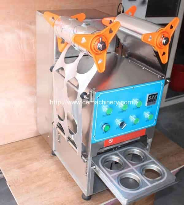 Roll-Aluminium-Film-Manual-Kcups-Coffee-Capsules-Sealing-Machine