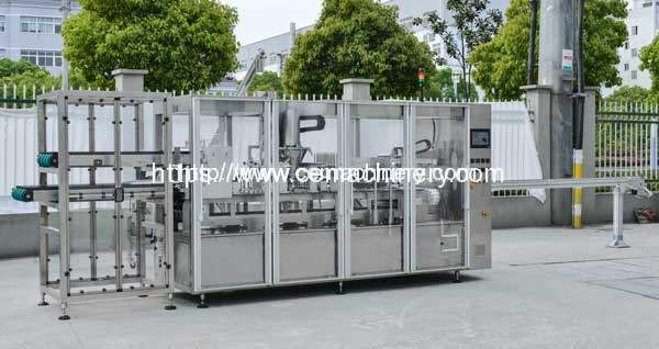 HRML-2-High-Speed-Coffee-Capsules-Filling-Sealing-Machine-with-Cup-Ordering-Discharge-Device