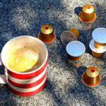 Aluminium Nespresso Capsules Cup Filling Sealing Machine