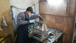 High-Speed-Coffee-Powder-Filling-Device