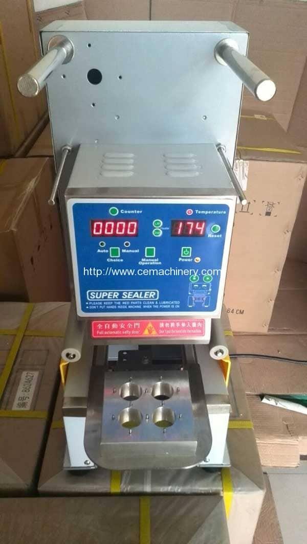 Africa Customer Give Good Feedback for Sealing Machine | Nespresso ...