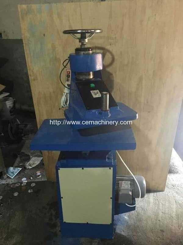 Coffee Capsules Sealing Lid Die Cutting Machine