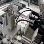Automatic Kcups Ordering Box Filling Packing Machine