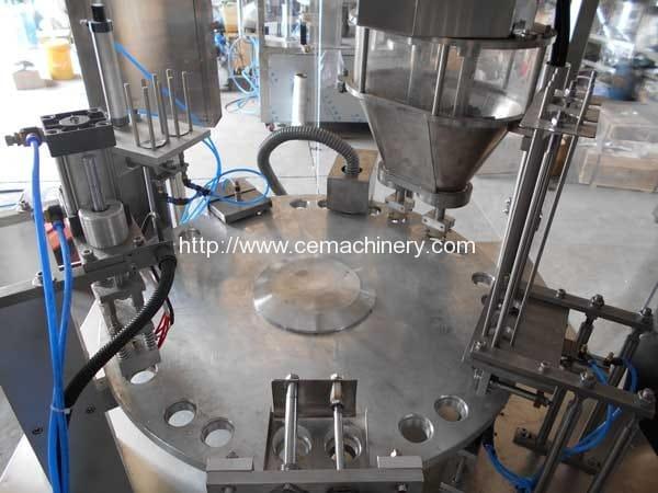 Double-Header-Rotary-Type-Lavazza-A-Modo-Mio-Coffee-Capsules-Filling-Sealing-Machine