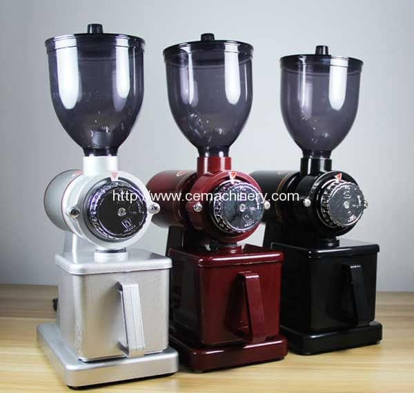 Home-Using-Electric-Type-Coffee-Bean-Grinder-Machine