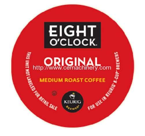 Eight O'Clock Coffee Pods