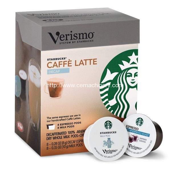Starbucks Verismo Coffee Capsules