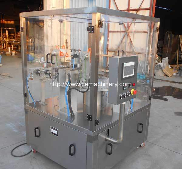 automatic-gel-filling-sealing-machine-for-spain-customer-delivery