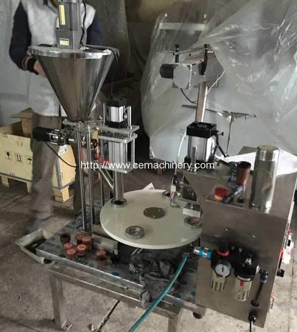 semi-automatic-lavazza-a-modo-mio-filling-sealing-machine-for-italy-customer