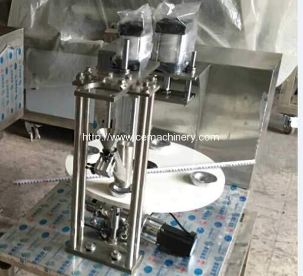 semi-automatic-lavazza-filling-sealing-machine-for-italy-customer