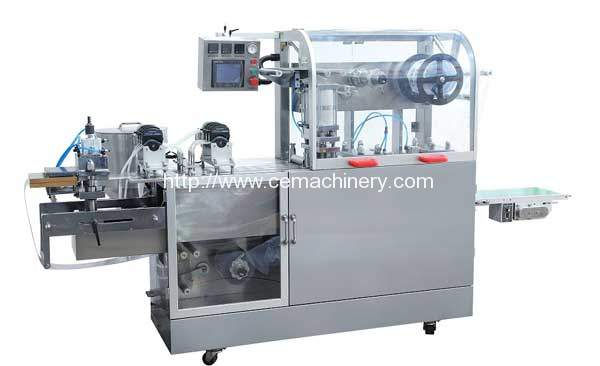 Liquid-Thermoforming-Blister-Packing-Machine